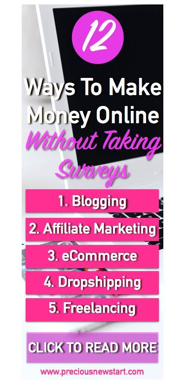 Here are 12 Legitimate Ways To Make Money Online Without Taking Surveys