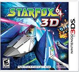 Star Fox 64™ 3D invites players to take on the role of legendary Fox McCloud as they lead a fearless squadron of fighters in fierce aerial combat to battle the evil forces of Andross and save the galaxy from destruction. The rich 3D visuals provide a remarkable sense of depth, distance and position as players dodge meteors and blast enemy fighters out of the sky. A complete graphical update brings a Nintendo classic into the era of portable 3D fun. The game makes effective use of the ...