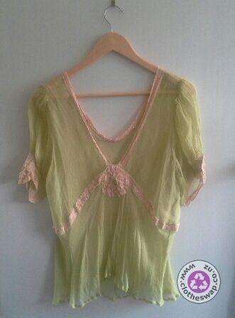 Clotheswap - Stunning Trelise Cooper blouse