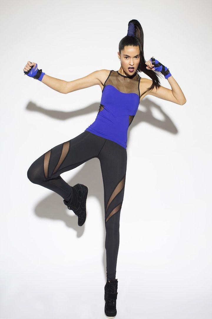 Michi Workout Activewear