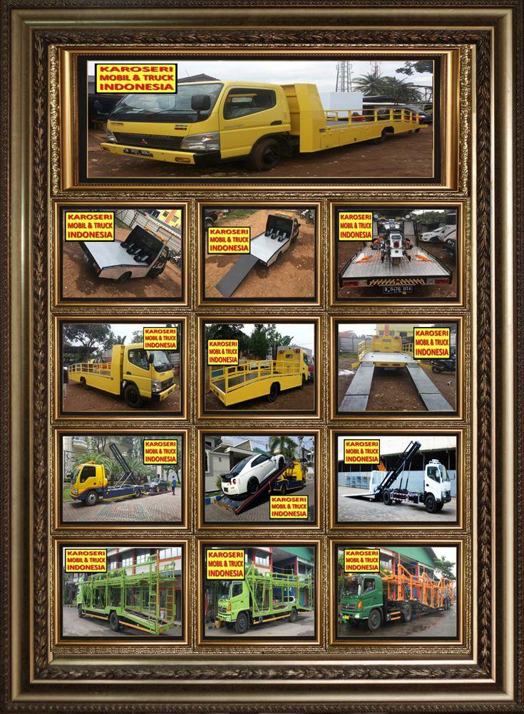 Dealer Mobil Mitsubishi Karoseri Towing { Manual