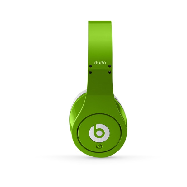 Beats Studio - Over Ear Headphones from Beats by Dr. Dre - Purple ($300) ❤ liked on Polyvore