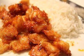 Naturlig glutenfri: Sursøt kylling
