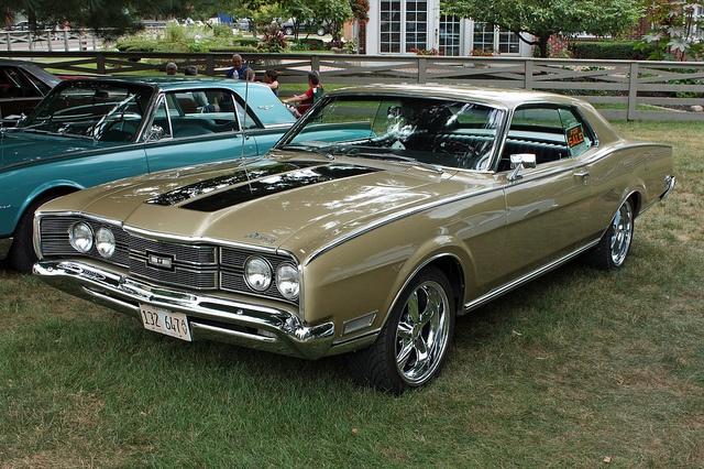 69 Mercury Montego MX Hardtop Coupe