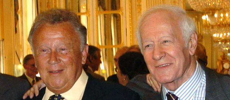 France. Philippe Bouvard « effondré » par la mort de Jacques Chancel