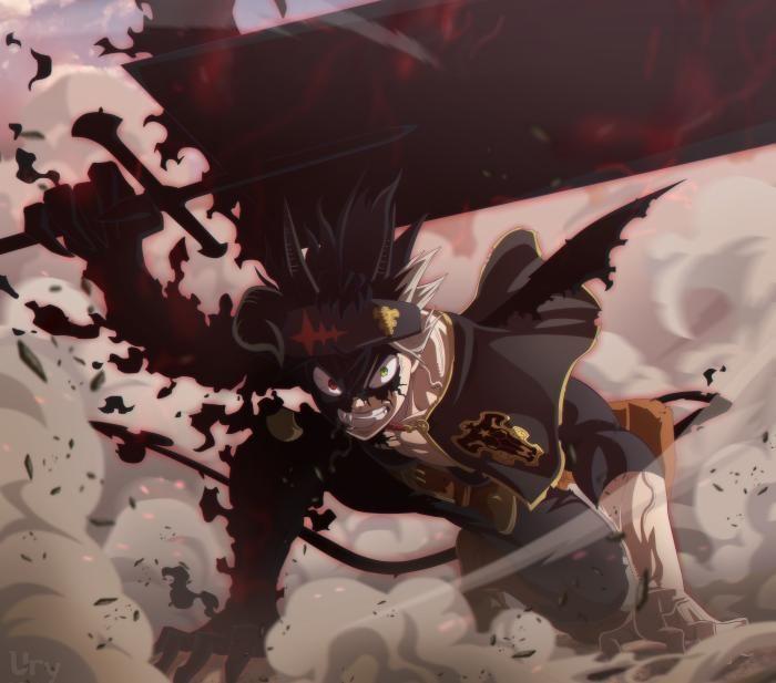 Black Clover Asta New Demon Form Hd Wallpaper Download Black Clover Anime Anime Cool Anime Pictures Black clover 4k wallpaper download