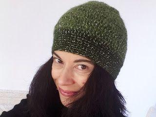 uncinetto moda e fantasia: cappellini invernali.....