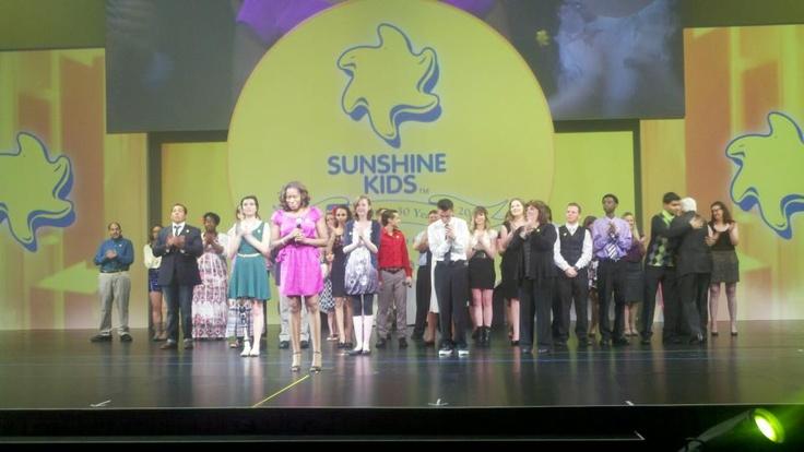 The Sunshine Kids: Sunshine Kids