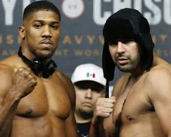 Anthony Joshua vs. Eric Molina IBF Heavyweight Title Fight: Time: Preview,  Date, TV Info & Live Stream