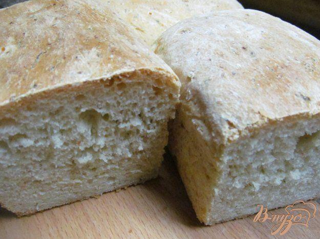 Белый хлеб с цветной капустой - пошаговый рецепт с фото
