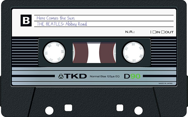 New AirCassette Tape