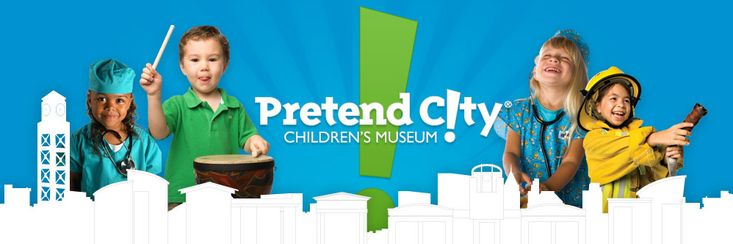 pretend city children's museum in irvine, ca. good to go from head to toe initiative--developmental screening online or at the museum!