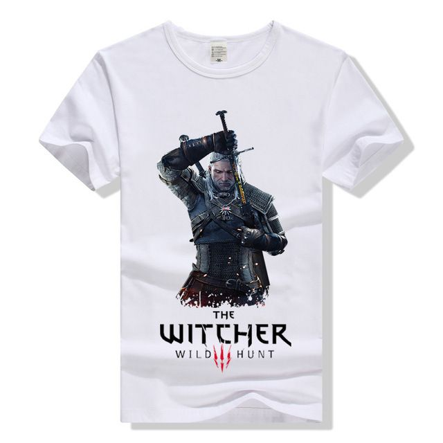 Check it on our site The Witcher 3 Geralt of Rivia T Shirt Cotton Men Women Unisex Tee Tshirt Boy Print T-Shirt Game Clothing  just only $14.03 with free shipping worldwide  #tshirtsformen Plese click on picture to see our special price for you