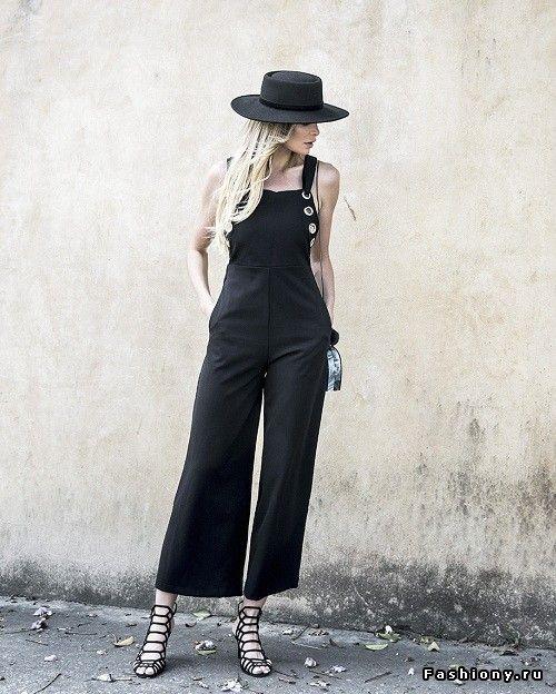 Модные образы от инстаграм блогов