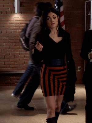 25 Best Ideas About Aria Montgomery Style On Pinterest
