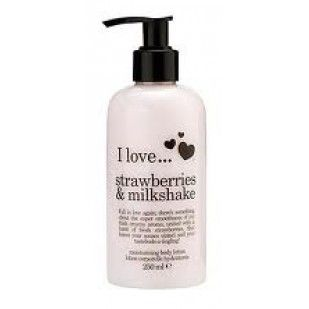 Strawberries & Milkshake Moisturising Body Lotion