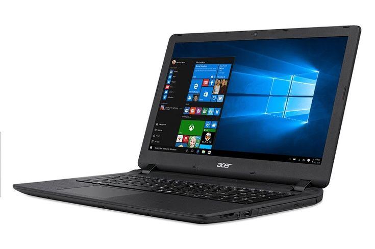 Soldes PC portable Darty promo ordinateur portable pas cher, soldes PC portable Acer ASPIRE ES1-533-P9CR prix soldes Darty 399,00 € TTC au lieu de 549 €