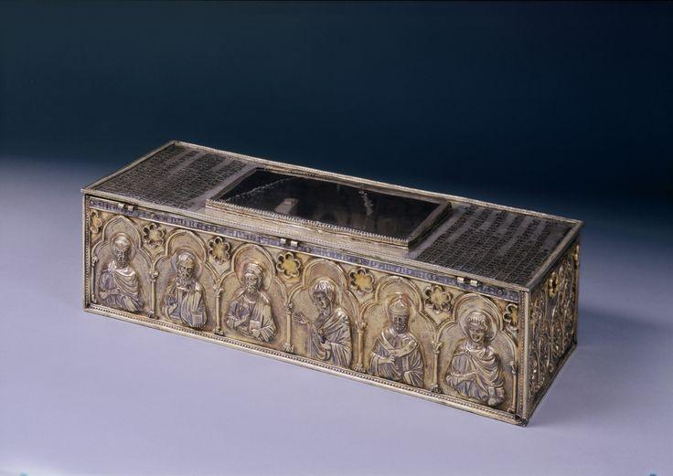 Reliquiar der vierzehn Heiligen aus dem Orient | venezianisch | Bildindex der Kunst & Architektur