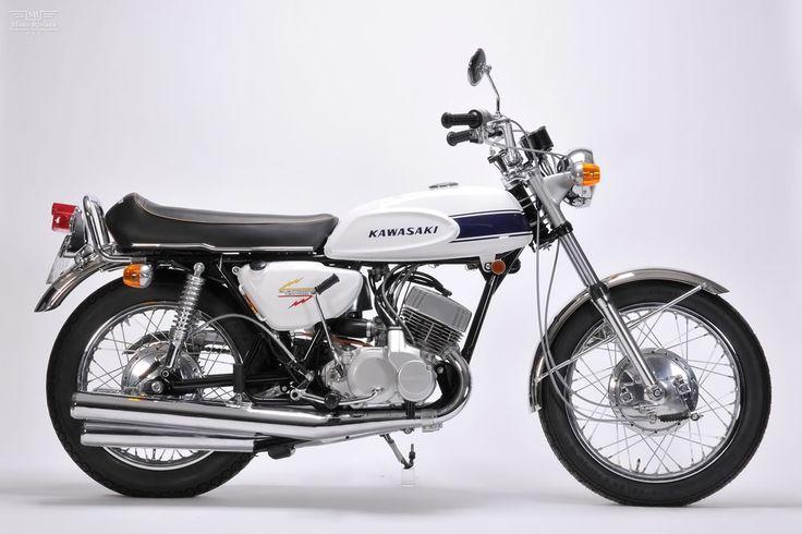 1969 Kawasaki 500cc Mach III H1
