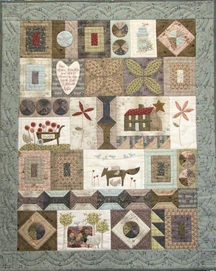 Saltbox Farm BOM Complete Set - by The Birdhouse - BOM Pattern