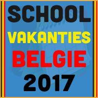 Ken je de exacte datums #schoolvakanties 2017 van #belgie? Lees verder op http://www.feestdagen-belgie.be/schoolvakanties-2017-belgie