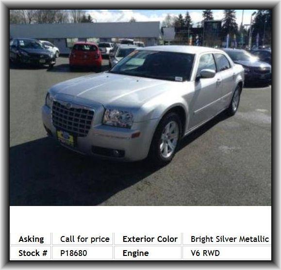 1000+ Ideas About Chrysler 300 Touring On Pinterest