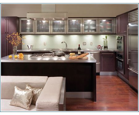 glass cabinet doors for kitchen new york city modern kitchen cabinets
