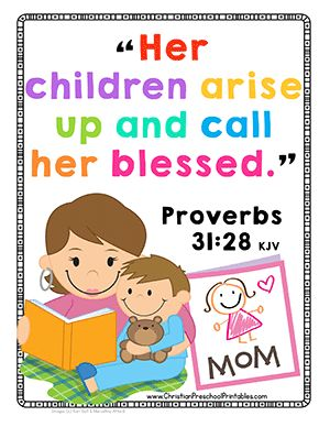 Free Mother's Day Bible Crafts, Activities, Honor your Mother Printables, Games, Copywork, Verse Cards, Minibooks, Gifts for kids to make and more! Great for Homeschool & Sunday School Lessons. It is recommended that you print on heavy cardstock or laminate each sheet for durability. Most of our games can be played along as a memory game or …