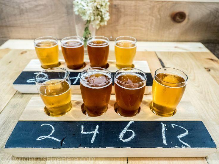 Breweries in Maine & Massachusetts