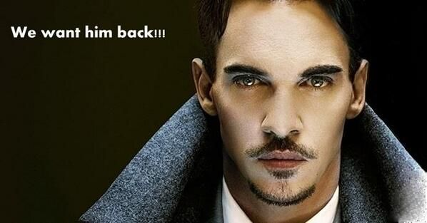 Jonathan miss you already! Dracula finale was superb!!! NBC better renew for season 2!!! Keep posting on Twitter, Facebook & all social networks for NBC to renew! Jonathan was amazing as Dracula, just as he is in everything he plays in! Much love to you JRM!!!