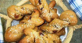 Σταφιδοκούλουρα Σούπερ σταφιδοκούλουρα, υγιεινή, γευστική συντροφιά για τα πρωινά μας. θα χρειαστούμε για 30 κομμάτια: 150 γρ ζάχαρη...