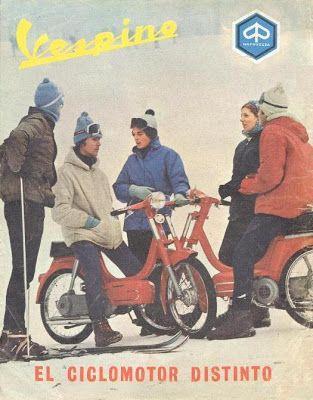 VESPINARIUM: VESPINO L (1969-1972)