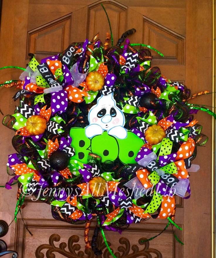 29 best jenny's all meshed up wreath designs images on pinterest
