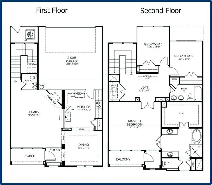 2 Story House Plans Master Bedroom Downstairs Did you