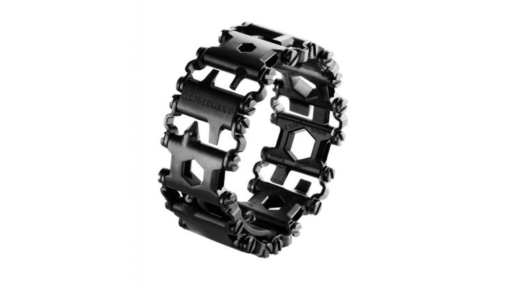 Leatherman is making the best charm bracelet ever, out of screwdrivers