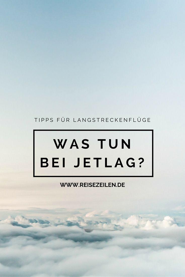 Bleierne Müdigkeit, fehlende Konzentration, Kopfschmerzen, schlechte Laune – das sind die typischen Symptome des #Jetlag. Diese #Tipps helfen, um möglichst schnell wieder fit zu werden. #Reisetipps