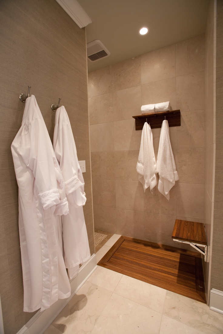 Bathroom specialists product gallery baths downloader - Ada Shower Shower Bench Teak Accents By Loftus Design