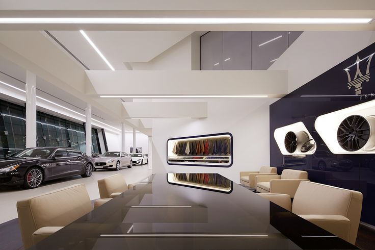 501 Swanson: Melbourne's Audi and Maserati Dealership by Elenberg Fraser