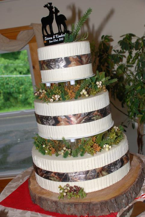 64 Best Images About Camo Cakes Cookies And Cupcakes On