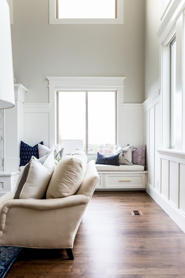 158 best paint colors images on pinterest benjamin moore for Classic gray paint