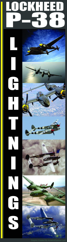 Lockheed P-38 Lightnings  http://aviationexplorer.com