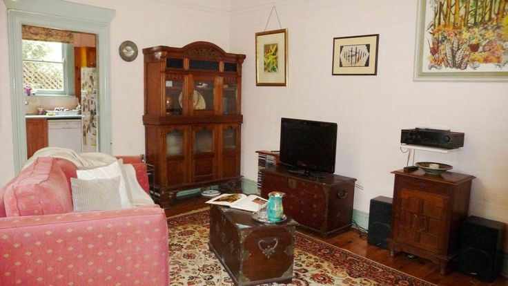 lounge after staging