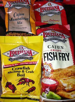 Giving away some Louisiana Fish Fry!