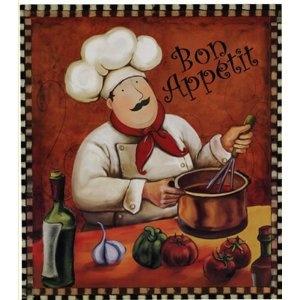 130 best Fat Chef Kitchen Décor images on Pinterest
