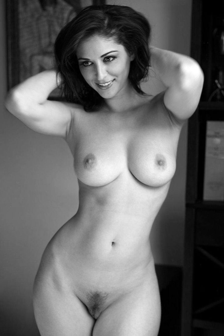 All natural and naked