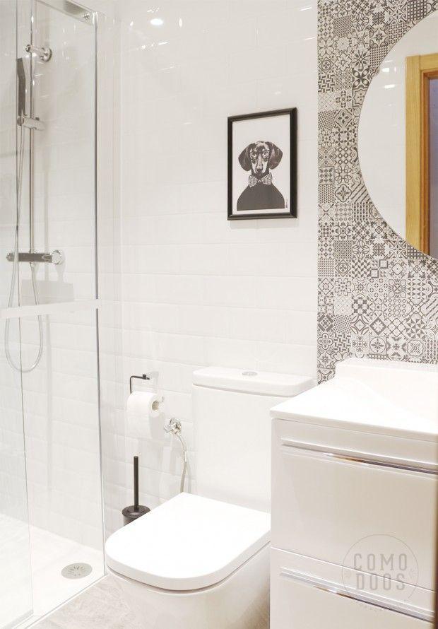 El Nuevo Bano My Home Y Leroy Merlin Con Imagenes Cuartos De