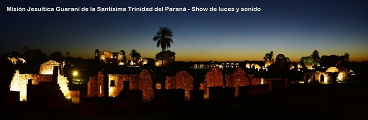 Misión Jesuitica- Trinidad