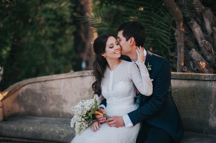 wedding decor, planner, organizacion eventos, inspiracion boda, loving couple | Photo by Antonio Moreno