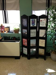 School Counselor Space: School Counselor Office Tour 2013