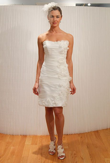 summer short wedding dresses 2012